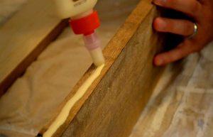 کاربرد چسب در صنایع چوب